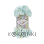Włóczka Alize Puffy Color 5860