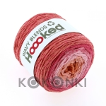 Sznurek Hooked Wavy Blends WB03 / Iced Pink