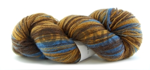 Artistic yarn 8/2 - Brown blue
