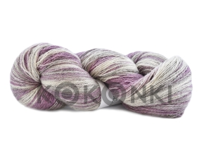 Artistic yarn 8/2 - Grey lila