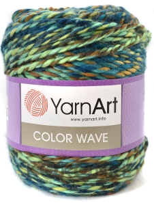 Włóczka YarnArt Color Wave 114