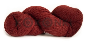 Solid Colour Yarn 8/2 - Dark red