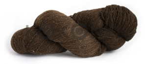 Solid Colour Yarn 8/2 - Dark brown