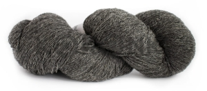 Natural Colour Yarn 8/2 - Dark grey