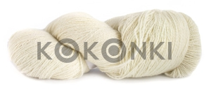 Natural Colour Yarn 8/2 - White