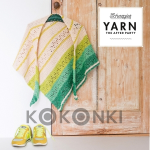 Wzór szydełko  -  Forest Valley Shawl