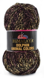 Włóczka Himalaya Dolphin Animal Colors - 83110