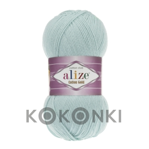 Włóczka Alize Cotton Gold - 522 aqua