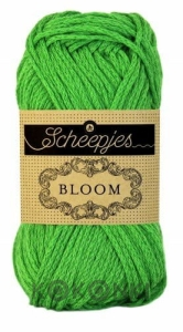 Włóczka Scheepjes Bloom 50 g - 412 Light Fern / jasna paproć