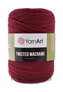 Sznurek YarnArt Twisted Macrame 4mm 781 / malaga