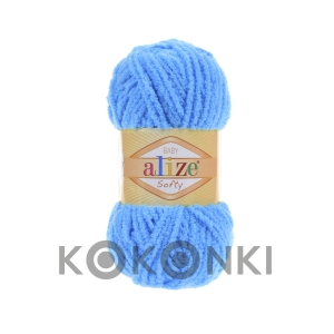 Włóczka Alize Baby Softy - 364 turkus