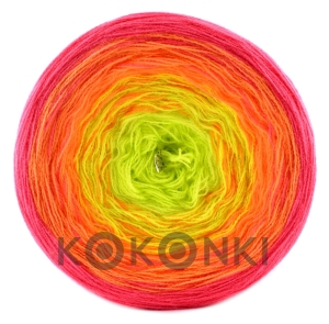 KOKONEK Rings 701 Neon Fun