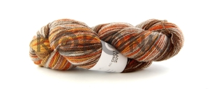 Artistic yarn 8/2 - Grey orange