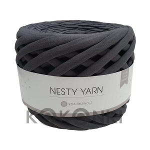 T-shirt Nesty Yarn Premium - grafit