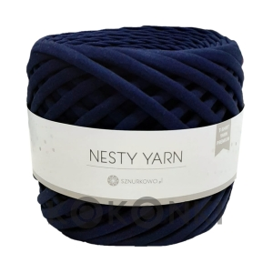 T-shirt Nesty Yarn Premium - granat