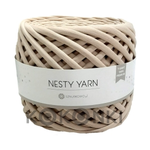 T-shirt Nesty Yarn Premium - ivory