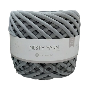 T-shirt Nesty Yarn Premium - szary