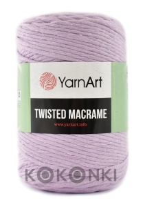 Sznurek YarnArt Twisted Macrame 4mm 765 / lawenda