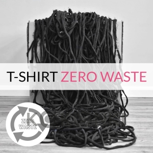 T-shirt Yarn ZERO WASTE