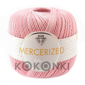 Kordonek Mercerized May Mini Crochet - 1176 róż