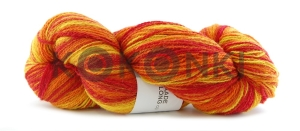 Artistic yarn 8/2 - Flame
