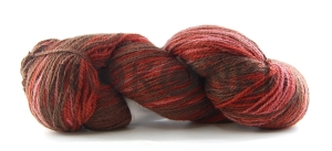 Artistic yarn 8/2 - Brown pink