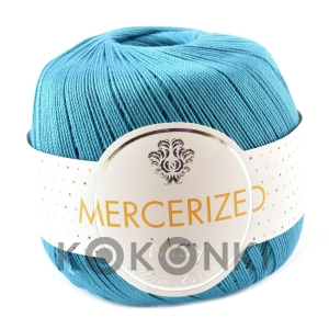 Kordonek Mercerized May Mini Crochet - 1169 turkus