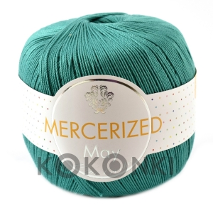 Kordonek Mercerized May Mini Crochet - 478 morski