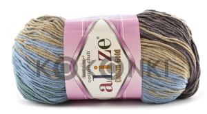 Alize Cotton Gold Batik - 4148