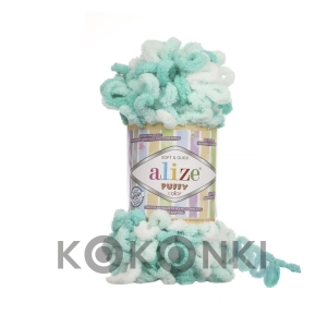 Włóczka Alize Puffy Color - 5920